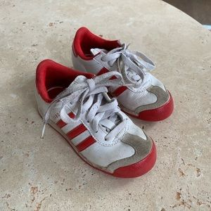 adidas Shoes - Adidas✨Genuine Leather Size 11